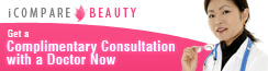 Cosmetics | Cosmetic Surgery | Facial | Slimming | Skin Care | iCompare Beauty banner